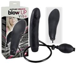 Blow up Vibe - Nafukovací vibrátor