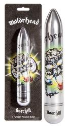 Motörhead Overkill Vibrator - extra silný vibrátor od Motörhead!