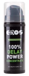 EROS 100% Delay power - gel pro oddálení ejakulace