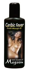 MAGOON Masážní olej - Caribic fever 100ml