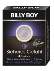 Billy Boy Special Safe Feeling 3ks