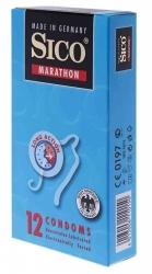 SICO maraton - znecitlivující kondomy 12ks
