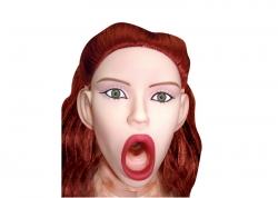 Topco Cyberskin Love doll Sexy & Psycho - realistická nafukovací panna