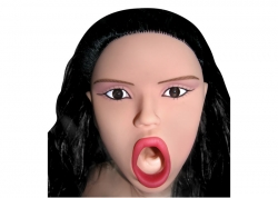 Topco Cyberskin Love doll Exotic & Erotic - realistická nafukovací panna