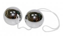 Liebeskugeln Silver - Venušiny kuličky plastové