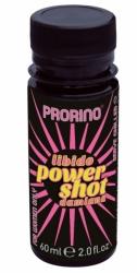 HOT Libido Power Shot Damiana - zvýšení touhy pro ženy 60ml