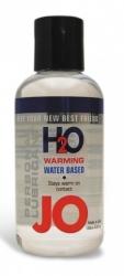 JO H2O warming - lubrikační gel s hřejivým efektem Obsah 135ml