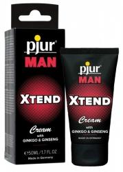 Pjur Man XTEND 50ml - krém na zvětšení objemu penisu