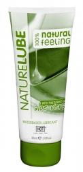 HOT Nature lube - lubrikační gel z přírodních složek s Aloe Vera Obsah 30ml
