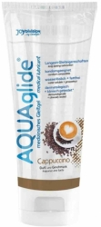 Joydivision Lubrikační gel Aquaglide Cappucino 100ml