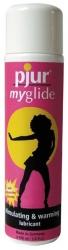 PJUR my Glide 100ml - lubrikační gel s prokrvujícím ženšenem