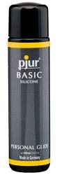 Pjur basic 100ml - silikonový lubrikační gel