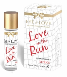 Eye of Love Seduce - Love on the Run 5ml (feromony pro ženy)