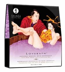 Shunga Lovebath Sensual Lotus - gelová koupel