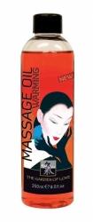 SHIATSU Vášnivé sny - hřejivý masážní olej 250ml