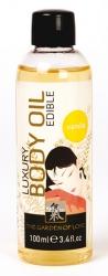 SHIATSU Luxury - jedlý masážní olej s aroma vanilky 100ml