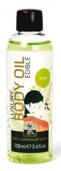 SHIATSU Luxury - jedlý masážní olej s aroma citronu 100ml