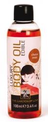 SHIATSU Luxury - jedlý masážní olej s aroma čokolády 100ml