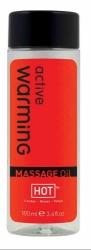 HOT Active warming - masážní olej s hřejivými účinky 100ml