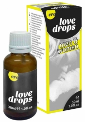 Hot Love Drops (m + w) 30ml