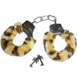Pouta s chmýřím leopard