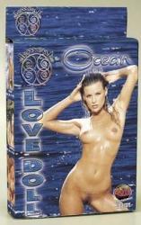 Nafukovací panna - Ocean Love Doll