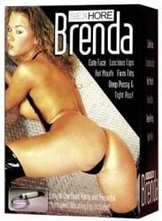 Nafukovací panna - Brenda + nafukovací pumpička