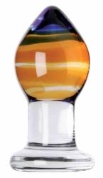 JOYRIDE Premium GlassiX 09 - skleněný anální kolíček