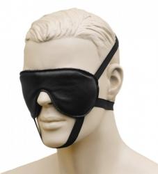 XXdreamSToys Leder Augenmaske - kožená maska na oči