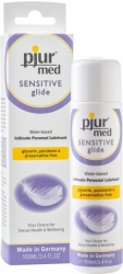 Pjur MED - Sensitive glide 100ml