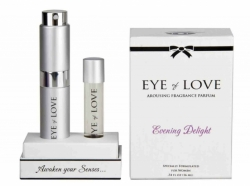 EYE oF LoVE Evening Delight – parfém s feromony pro ženy 16ml