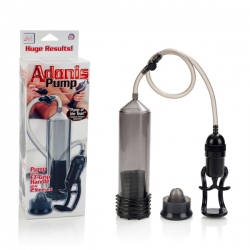 CalEx Adonis - výkonná vakuová pumpa s masturbační manžetou