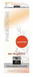 SHIATSU - parfém s feromony pro ženy 15ml
