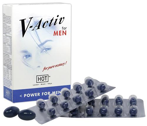V-Activ for Men 20 kapslí