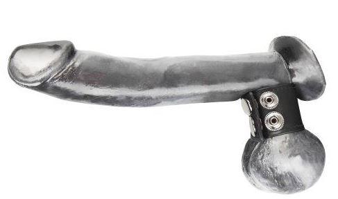 Blue line C&B gear snap ball stretcher – škrtící kroužek na varlata