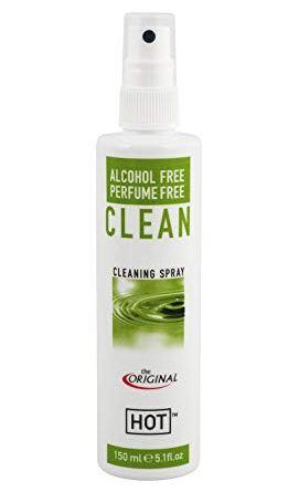 HOT clean - bez alkoholu a parfemace 150ml