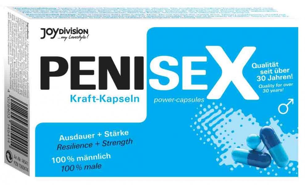 Joydivision PENISEX 40 kapslí