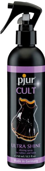 Pjur Cult - sprej na latex s vysokým leskem 250ml