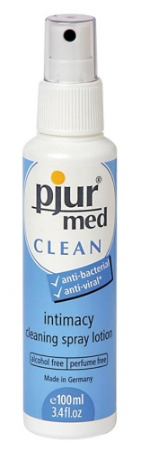 Pjur med - CLEAN Spray 100ml