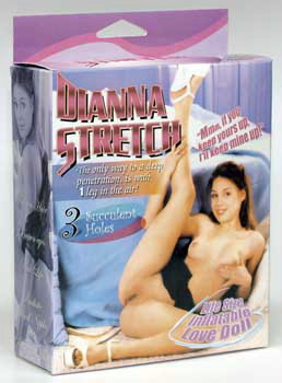 Nafukovací panna - Dianna