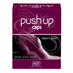 HOT Push Up - tablety pro zvětšení poprsí 90 kapslí