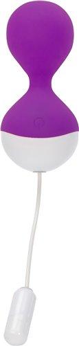 WONDERLUST Clarity purple - vibrační Venušiny kuličky